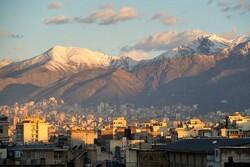 هوای تهران سالم است/افزایش غلظت آلاینده دیاکسید نیتروژن