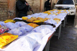 Police seizes over 1 ton of narcotics in southeastern Iran