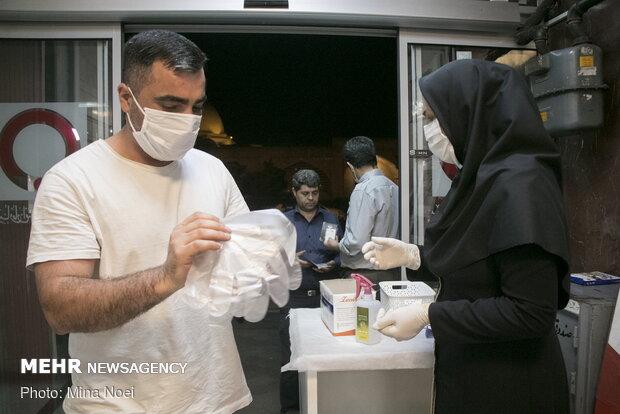 Blood donation on Laylat al- Qadr in Tabriz