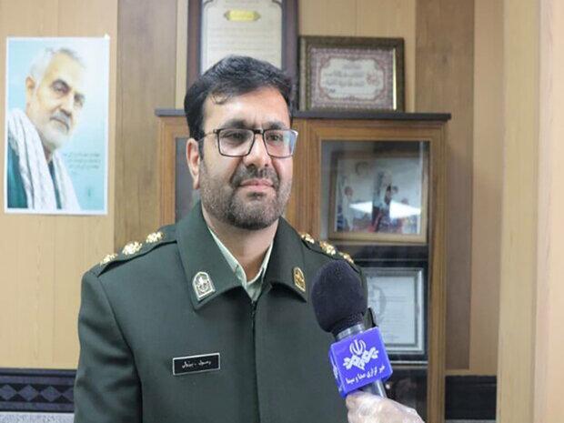 دستگیری ۹ سارق سابقه دار در کردستان/۱۰ فقره سرقت کشف شد