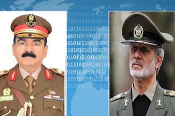 نرغب بالشراكة الاستراتيجية مع العراق ومستعدون لتقديم إمكانياتنا