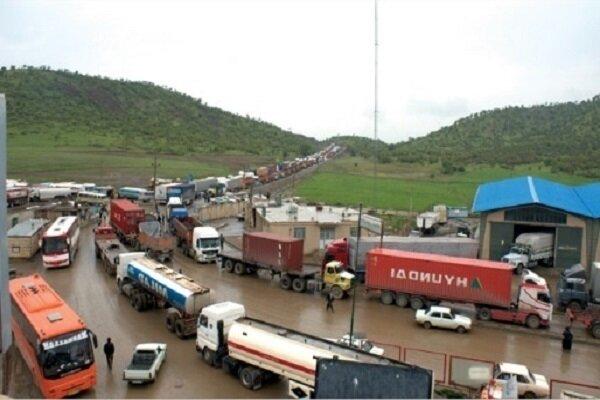 Export of goods from Bazargan customs up 56% despite COVID-19