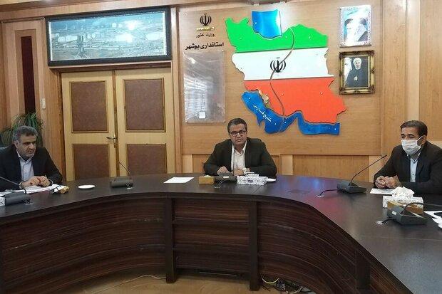 مبارزه جدی با زمینخواری در استان بوشهر/استقبال از خروج پادگانها
