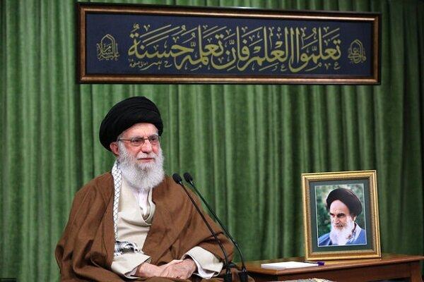 Leader condoles passing of Ayatollah Alavi Sabzevari