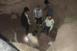 دستگیری حفاران غیرمجاز عتیقه در نسیم شهر