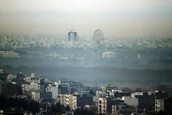 غلظت آلایندهها در مشهد افزایش یافت