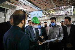 Mostazafan Foundation boss visits Dafineh museum