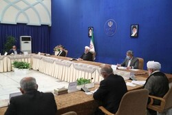 """""""We owe our success in fight against COVID-19 to Leader's support."""": Rouhani"""