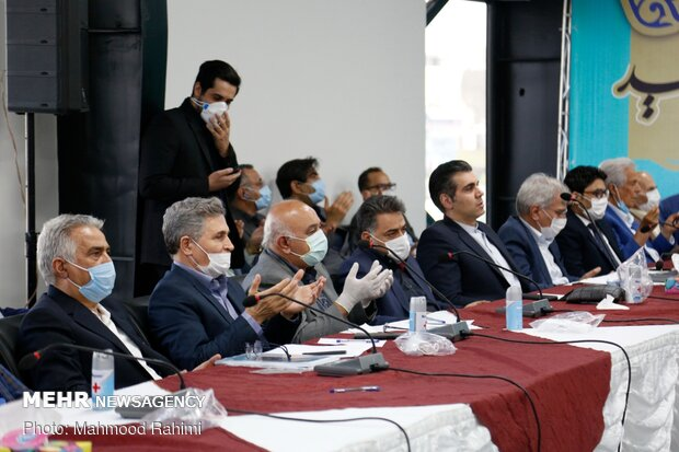 نشست فعالان صنعت و معدن با منتخبان مجلس یازدهم