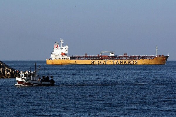 UK-flagged tanker came under attack in Gulf of Aden