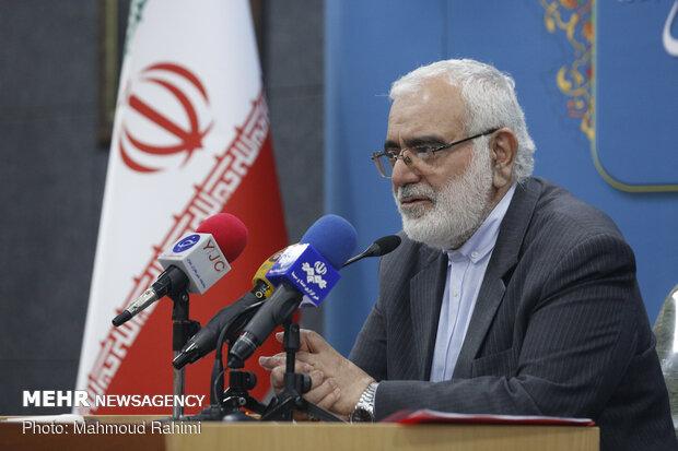 نشست خبری سید مرتضی بختیاری رئیس کمیته امداد امام خمینی (ره)