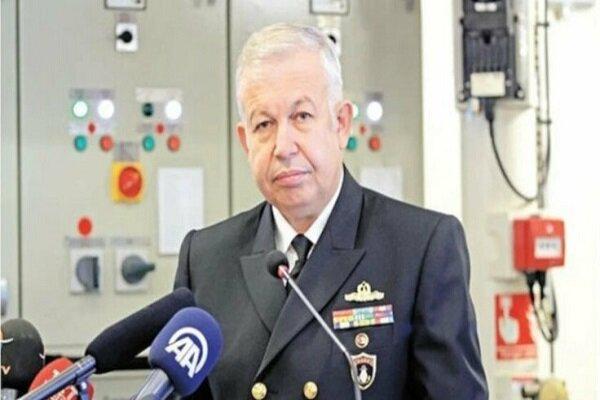Tümamiral Cihat Yaycı görevinden istifa etti