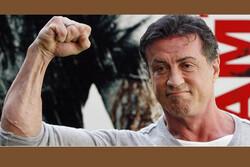 پیام حمایت سیلوستر استالونه برای بازیگری که با کرونا میجنگد