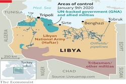 Prospects of normalization grim in Libya