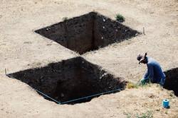 ہمدان میں آثار قدیمہ کی تحقیق کے لئے کھدائی کا آغاز
