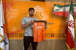علی شفیعی به تیم والیبال سایپا پیوست