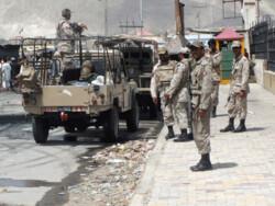 بلوچستان میں دہشت گردوں کے حملوں میں 6 فوجی ہلاک