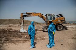 روزانه ۵۲۲ کیلوگرم زباله کرونایی در ارومیه جمع آوری میشود