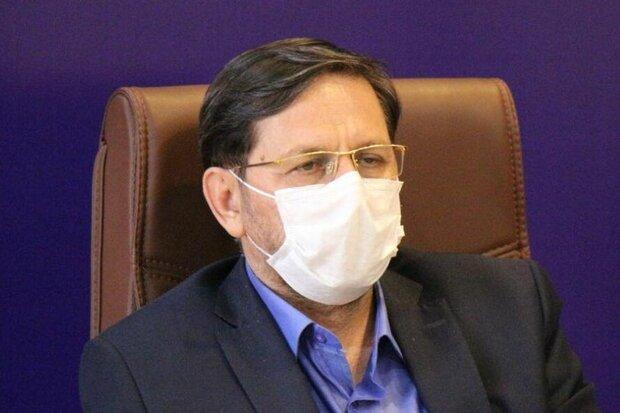 استفاده از ماسک در مکانهای عمومی سرپوشیده استان سمنان الزامی شد