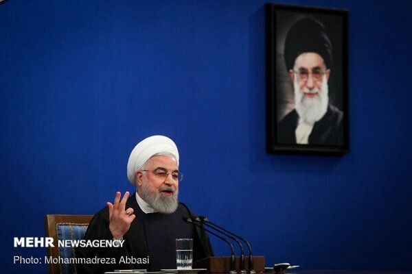 Iran achieves considerable success in fight against COVID-19 thru. unity, amity: Pres. Rouhani