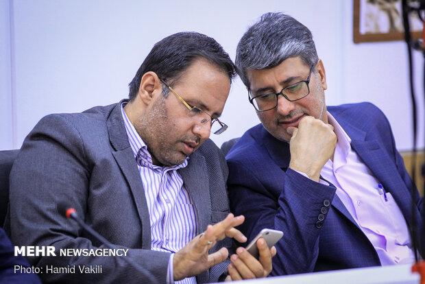 نشست فراکسیون راهبردی منتخبین مجلس یازدهم شورای اسلامی