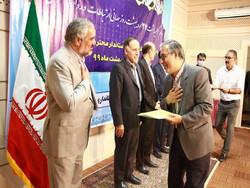 روابط عمومی مخابرات منطقه کردستان رتبه برتر استانی را کسب کرد