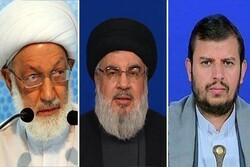 سخنرانی رهبران محور مقاومت به مناسبت روز جهانی قدس