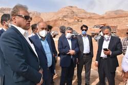 اولویت وزارت صمت توسعه فعالیتهای معادن وصنایع معدنی در کشور است