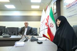 مراسم بزرگداشت «فاطمه رهبر» در خبرگزاری مهر