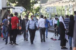 هوای تهران در وضعیت قابل قبول قرار گرفت/پیش بینی وضعیت هشدار برای گروه های حساس طی ساعت های آینده