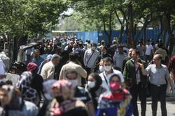 نسبة الوفيات بوباء كورونا تتراجع في طهران