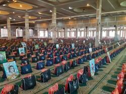 تشریح اقدامات محرومیتزدایی آستان قدس در پایتخت/ توزیع ۲۰ هزار سبد کالا