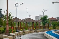 پارک بانوان با اعتبار ۴۰ میلیارد ریال در لامرد افتتاح شد