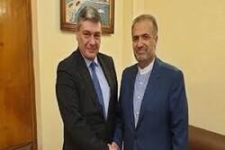 Iran, Russia discuss regional issues, bilateral coop.