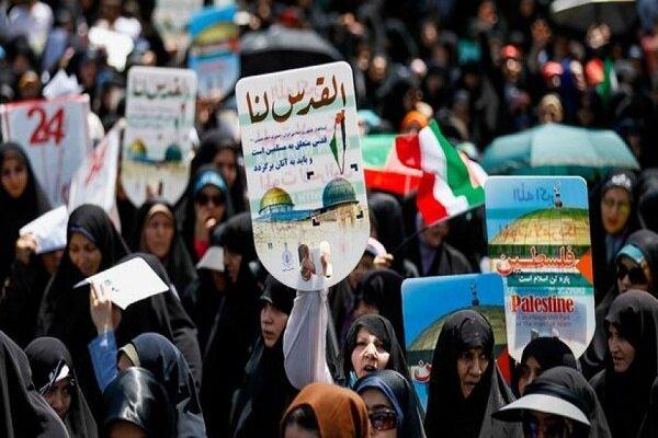 """İran'da """"Dünya Kudüs Günü"""" internet ortamında anıldı"""