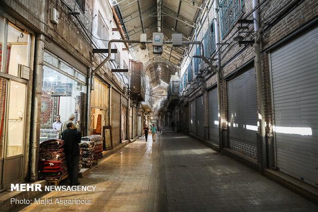 تاریک و روشن بازار تهران