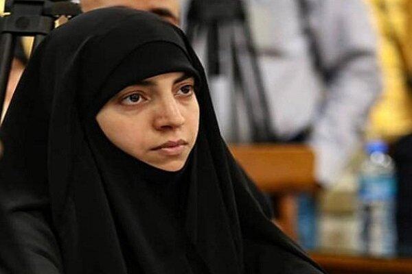 زينب نصرالله: توجيهات قائد الثورة أثمرت انتصارات عظيمة للمقاومة