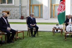 دیدار فرستاده کاخ سفید با نمایندگان مذاکرات بین افغانی