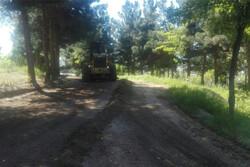 آغاز بهسازی پارک جنگلی الهیه بجنورد