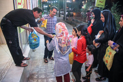 "یزد میں "" دوست ، دوست ، علی دوست "" کی تقریب منعقد"