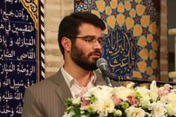 مراسم مناجات خوانی شب های پایانی ماه رمضان