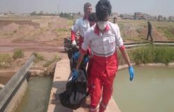 کانال آب روستای نظام آباد جان یک پیرمرد را گرفت