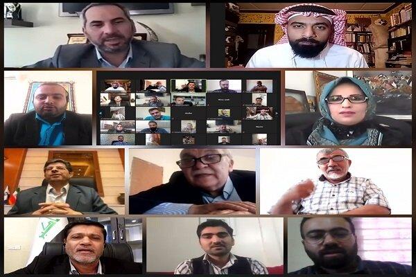 لقاء للشعر الافتراضي في يوم القدس العالمي بمشاركة دول عربية