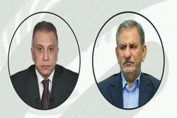 Iran, Iraq review bilateral coop., regional issues