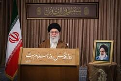 قائد الثورة: معظم الدول العربية نسيت واجبها وغيرتها ونخوتها العربية تجاه قضية فلسطين