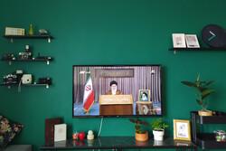 Devrim Lideri Ayetullah Hamanei İslam ümmetine hitap etti