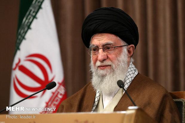 رہبر معظم کا حضرت امام خمینی (رہ) کی برسی پر براہ راست خطاب