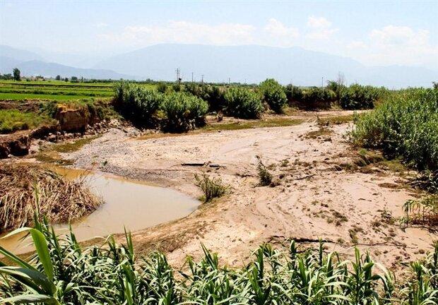 حقابه کشاورزان دهستان رامشه از رود رحیمی پرداخت شود
