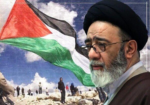 حمایت از آرمانهای فلسطین متوقف نشده است