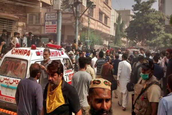 تحطم طائرة باكستانية تقلّ 107 أشخاص